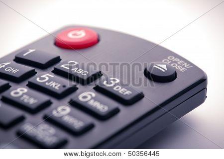 Dvd Or Bluray Remote Control