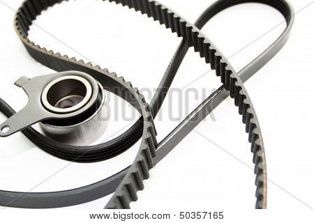 Rubber Pv, Gear Belts And Rollers