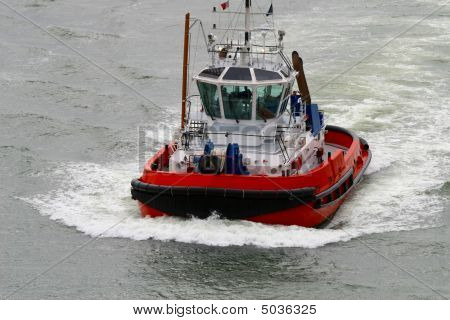 Harbour Tugboat