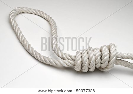 Rope With Hangman's Noose