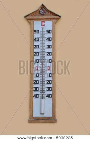The Thermometr