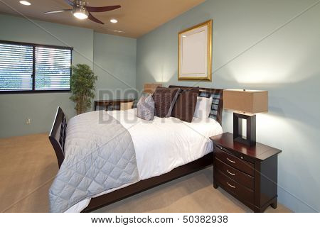 Interior of Bedroom