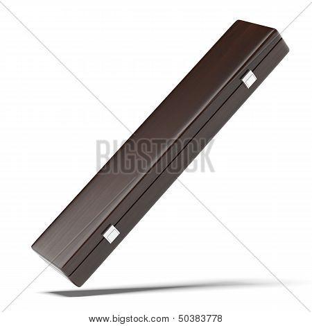 luxury wooden case