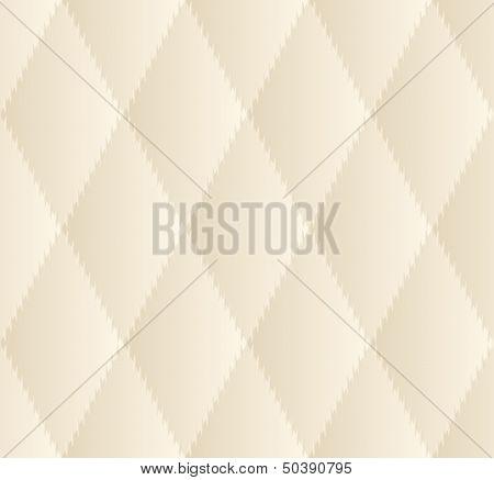 Beige Rhombus Seamless Pattern