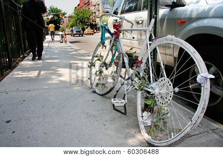 Soho Memorial Bicycle