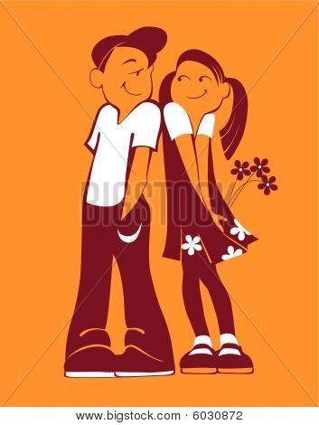 Boy And Girl2.eps