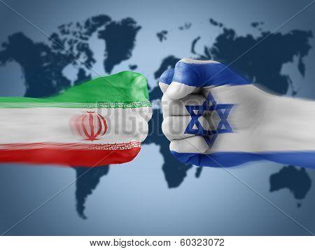 Iran X Israel