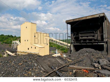 Coal Mine Breaker