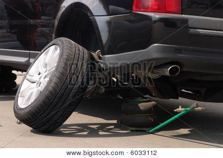 Tire Repairing