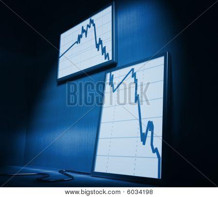 Financial Stat Decrease