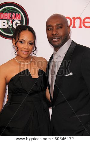 LOS ANGELES - FEB 22:  Morris Chestnut at the 45th NAACP Image Awards Arrivals at Pasadena Civic Auditorium on February 22, 2014 in Pasadena, CA