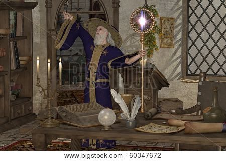 Magic Sorcerer