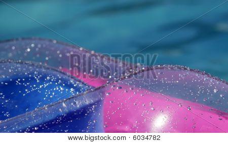 Wet Inflatable Matress