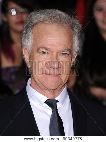 LOS ANGELES - NOV 18:  Wilbur Fitzgerald arrives to the