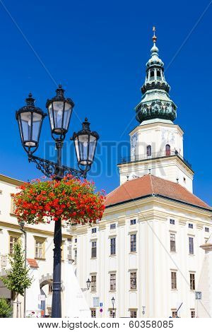 Archbishop's Palace, Kromeriz, Czech Republic