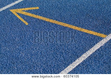 Tartan Blue Arrow