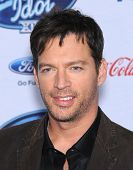 LOS ANGELES - FEB 20:  Harry Connick Jr. arrives to the American Idol Top 13 Finalists  on February