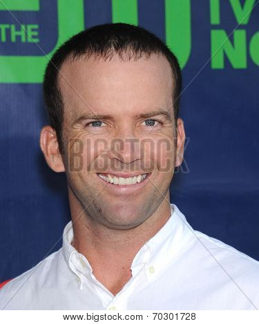 LOS ANGELES - JUL 17:  Lucas Black arrives to the CBS-CW-Showtime Summer TCA Press Tour 2014  on July7, 2014 in West Hollywood, CA.