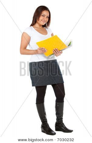 Postgraduate Female Student