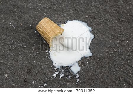 Ice Cream Falling