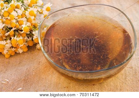 tincture of chamomile