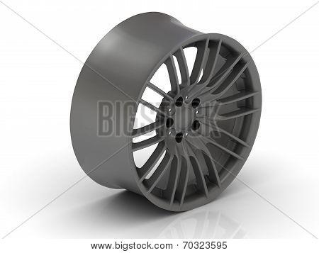 Metallic Rims