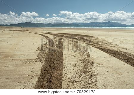 Irish Landscape - Inch Beach 2