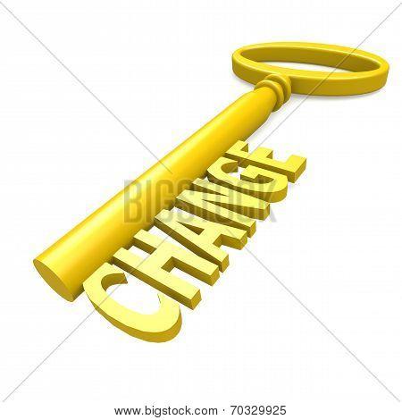 Key To Change