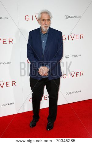 NEW YORK-AUG 11: Director Phillip Noyce attends the premiere of