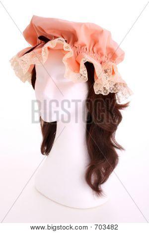 Apricot Bonnet