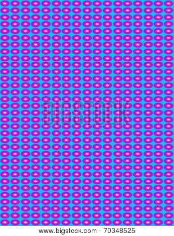 Purple Dot Background