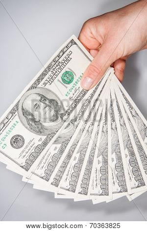 American Dollars as a currency