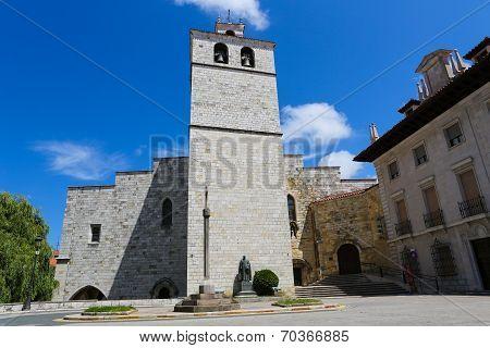 Cathedral Of Santander