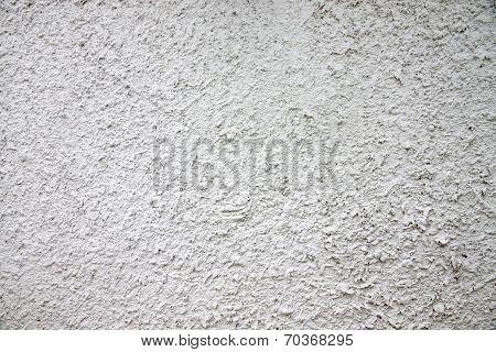 Uneven Of Concrete Surfaces.