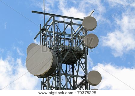 Signal Repeaters Technology Televisions And Mobile Phone
