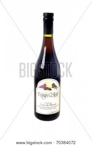 West Point - August 17, 2014: Bottle of Kirigin Cellars