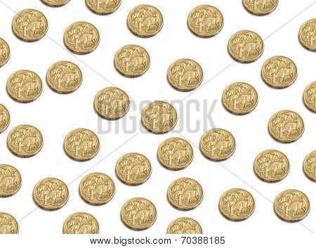 Australian Dollar Coins