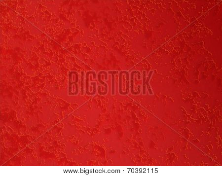 Red Sponge Backgroung