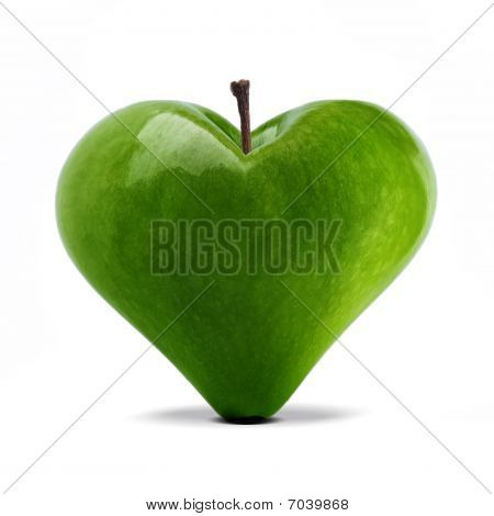 Heart shaped fruit