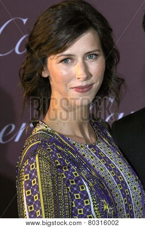 PALM SPRINGS, CA - JAN 3: Sophie Hunter arrives at the 2015 Palm Springs International Film Festival Awards Gala at the Palm Springs Convention Center on January 3, 2015 in Palm Springs, CA.