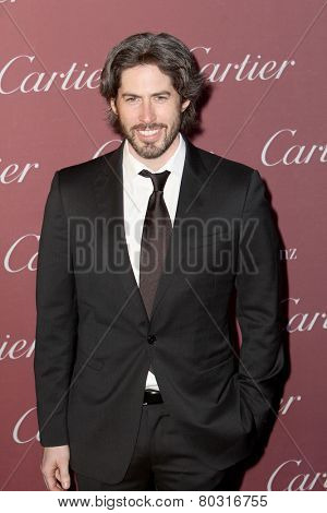 PALM SPRINGS, CA - JAN 3: Jason Reitman arrives at the 2015 Palm Springs International Film Festival Awards Gala at the Palm Springs Convention Center on January 3, 2015 in Palm Springs, CA.