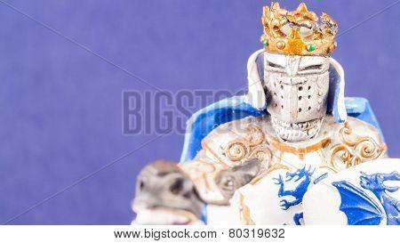 Small Medieval Knight