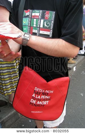 Ecmp At Paris Gay Pride 2010
