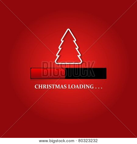 Christmas Loading Bar.