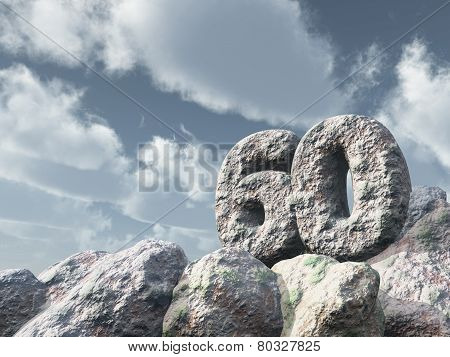 Number Sixty Rock