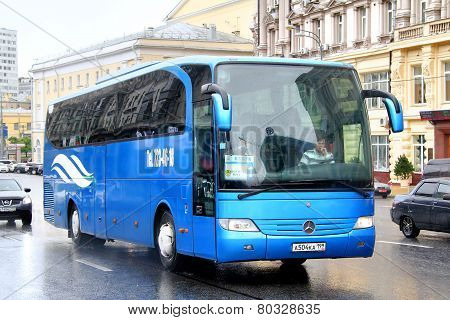 Mercedes-benz O580-15Rhd Travego