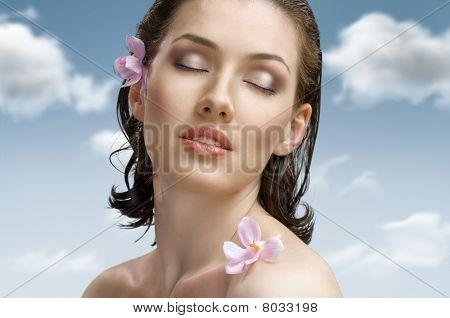 Portrait schönheit