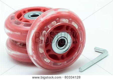 Wheel Skates