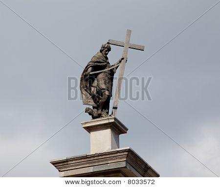 Sygmunt Statue