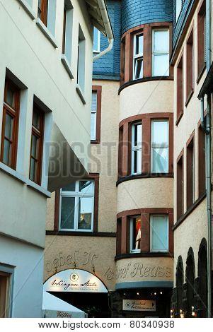 Limburg An Der Lahn City Architecture View